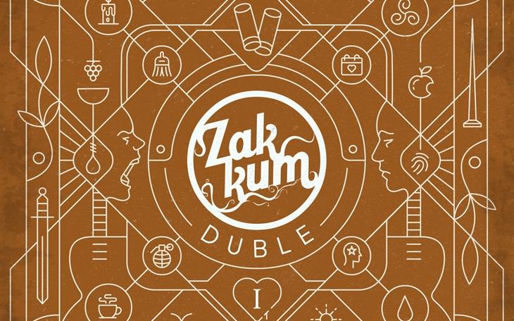 """Zakkum'dan 20. Yılda 30 Şarkılık """"Duble"""" Albüm"""