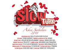 SlowTürk'ün yeni albümü tüm müzik marketlerde!