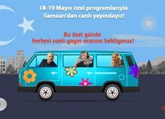 Radyo D, Türkiye yollarında!