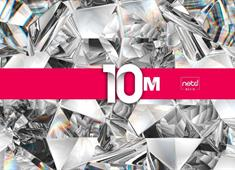 netd müzik 10 Milyon!